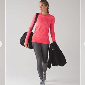 Lululemon Rest Less Pullover Long Sleeve Top